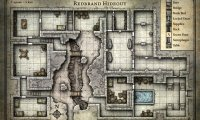 Room 5 of Redbrand Hideout